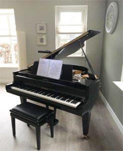 goede pianowinkel