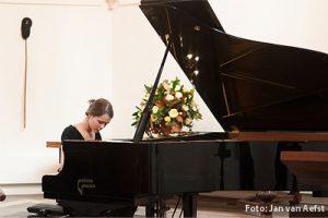 Concert door Elsbet Remijn op de Yamaha C3 vleugel.