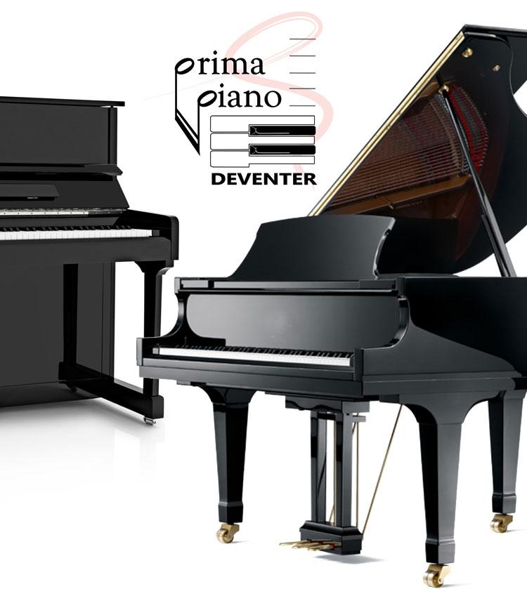 prima piano deventer piano's vleugels verkoop verhuur taxatie huren pianoles transport stemmen reparatie revisie